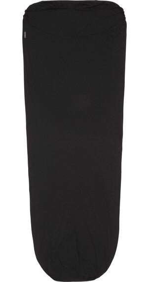 Cocoon MummyLiner Inlet Merino Wool black